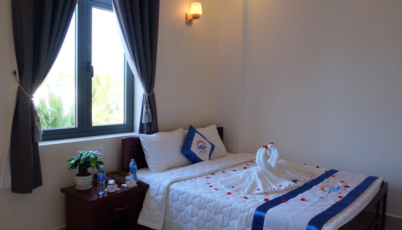 Happy View Hotel Phong 1 giuong