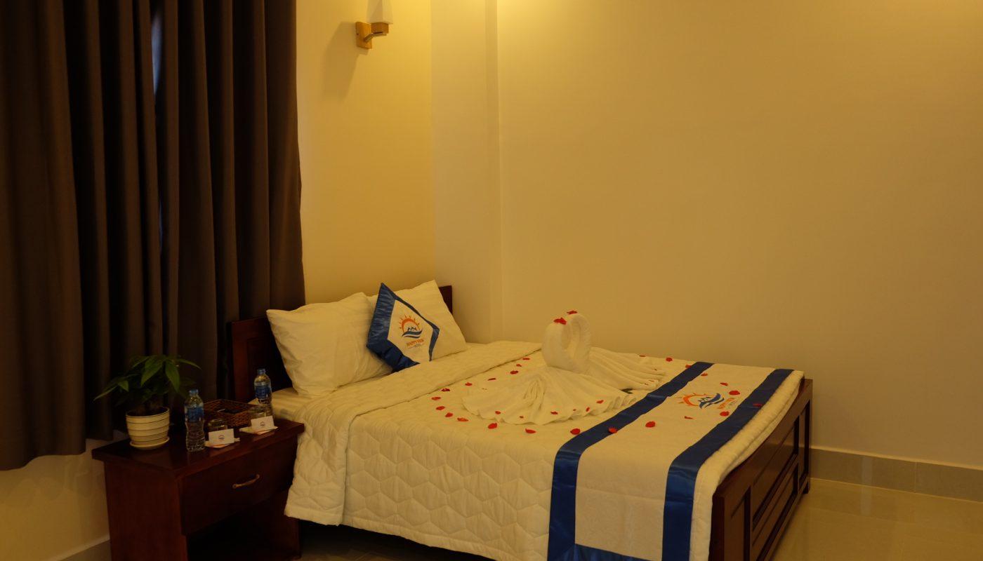 Happy View Hotel - Phong 1 giuong